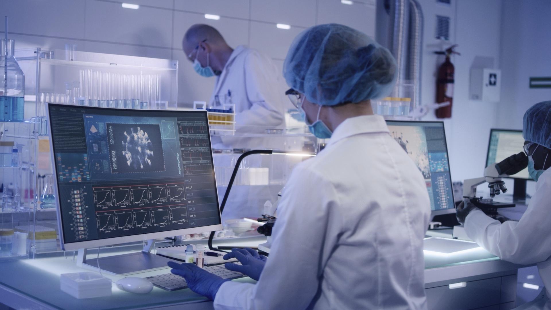 EU on rahoittanut koronaviruksen vastaista tutkimustoimintaa runsaalla miljardilla eurolla.