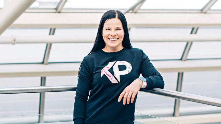 Maastohiihtäjä Krista Pärmäkoski on syntynyt 12.12.1990. Hyvää syntymäpäivää!