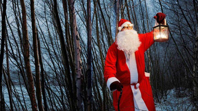 jehovan todistajista eronnut antero ryhtyi joulupukiksi