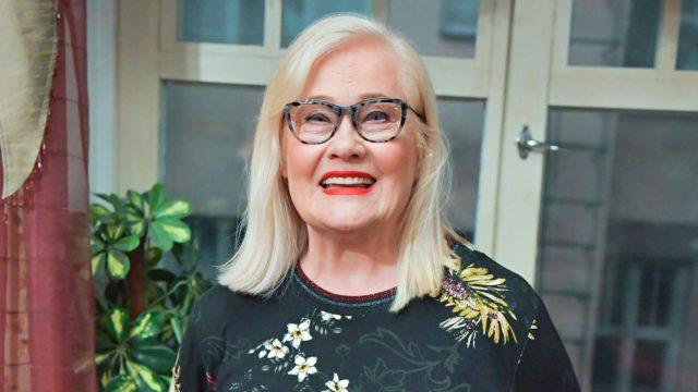 Näyttelijä Maija-Liisa Peuhu
