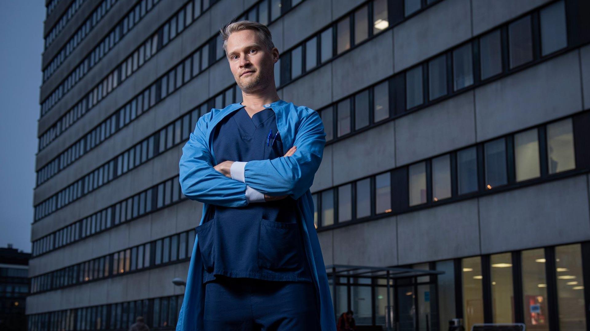 """""""Poikkeustila on järkyttänyt monen lapsen ja nuoren turvallisuutta ja hyvinvointia välillisesti"""", sanoo Mikko Viitanen."""