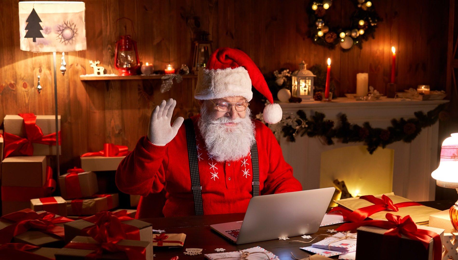 Seuran jouluvisassa voit selvittää, oletko oikea joulupukki.