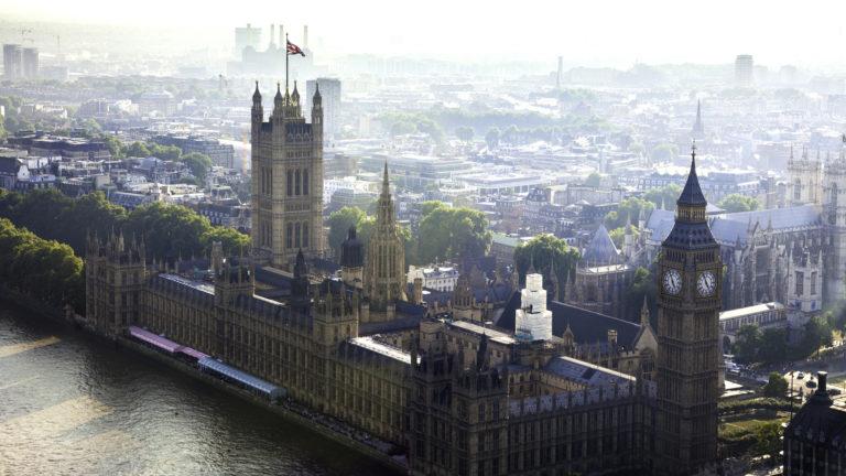 Ilmansaasteet Lontoossa