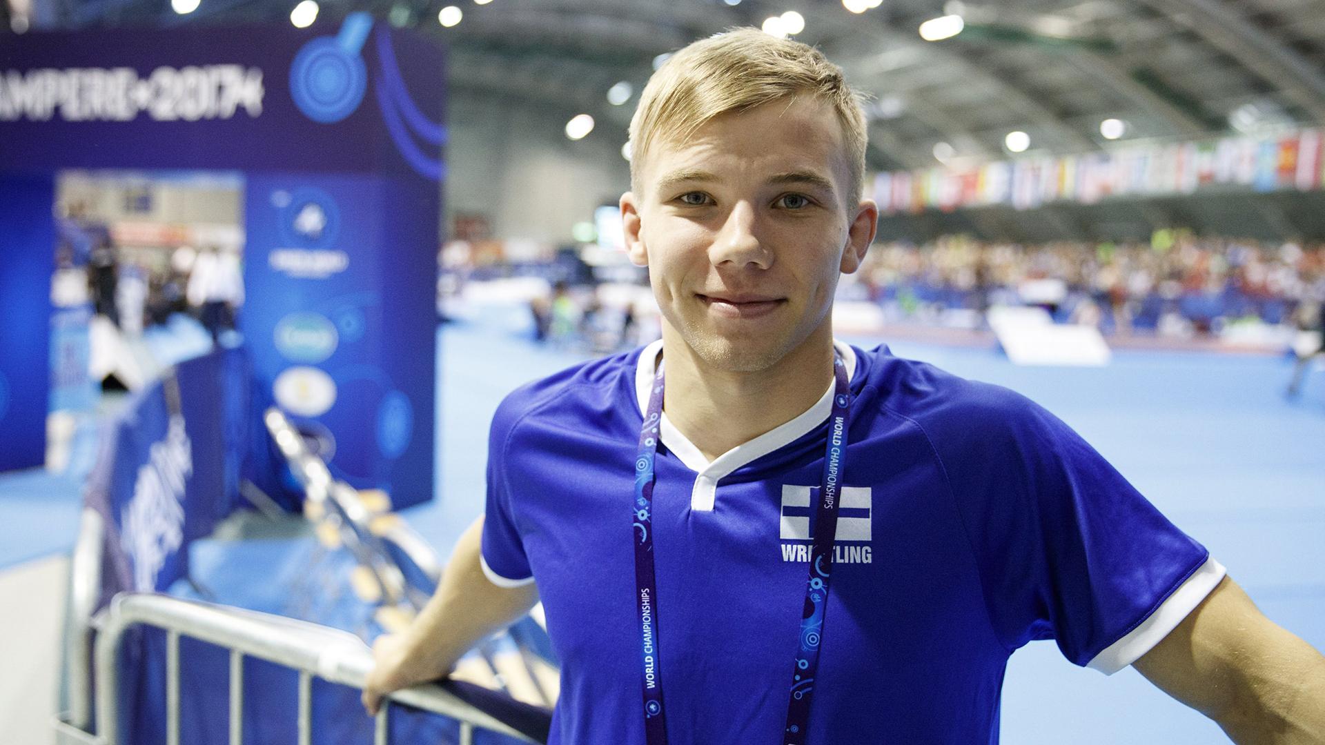 Painija Mikko Peltokangas