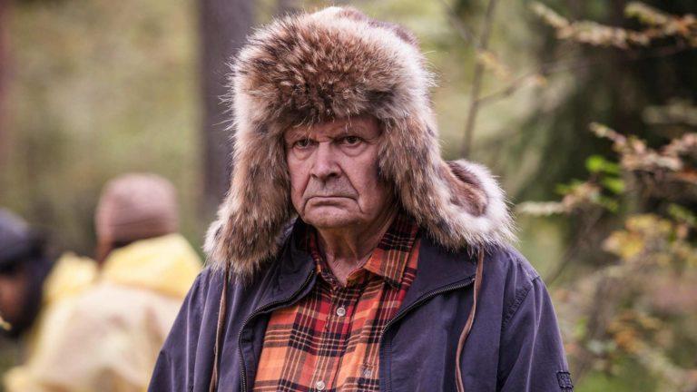 Ilosia aikoja, mielensäpahoittaja, kuvassa Heikki Kinnunen.