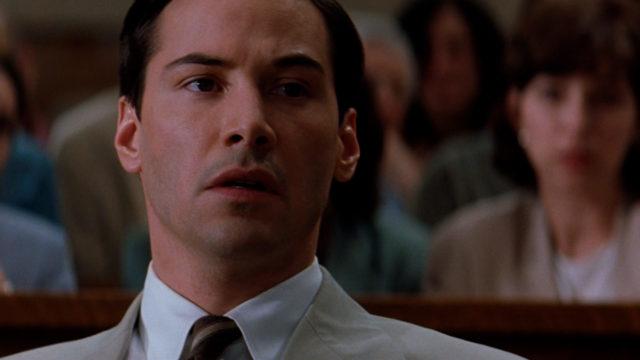 Paholaisen asianajaja, kuvassa Keanu Reeves.