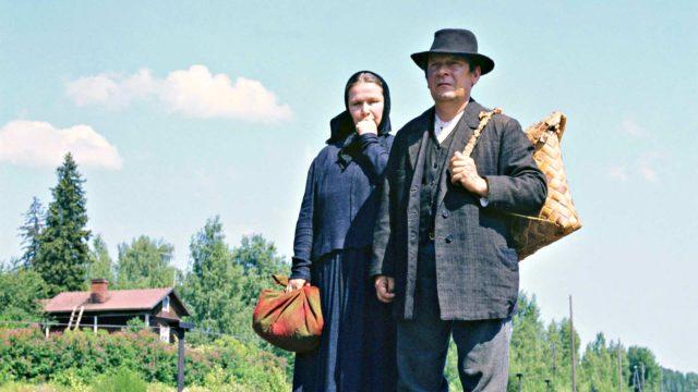 Rautatie, kuvassa Liisa (Anja Pohjola) ja Matti (Leo Jokela).