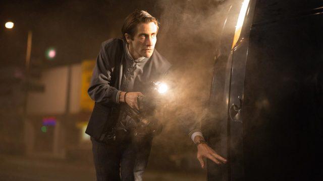 Jake Gyllenhaal loistaa elokuvassaNightcrawler.