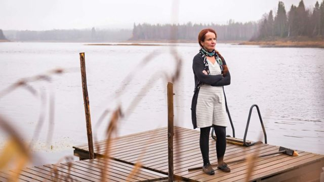 Anneli Kurkelan elämään potilasvahinko toi hyvääkin