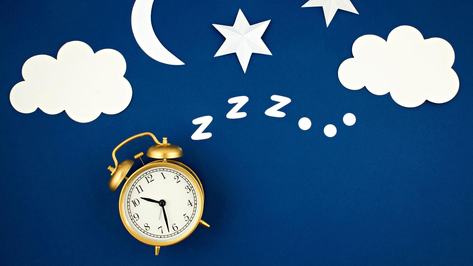 Uni-ikkuna tarkoittaa nukahtamiselle oikean hetken löytämistä.
