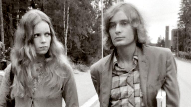 Pilvilinna, kuvassa Meri Oravisto ja Erik Uddström.