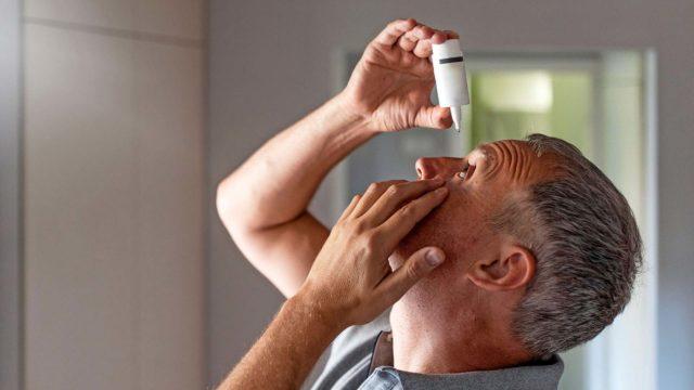 Kuivat silmät ärtyvät herkästi erilaisista ärsykkeistä, kuten pakkasesta ja kuivasta sisäilmasta.
