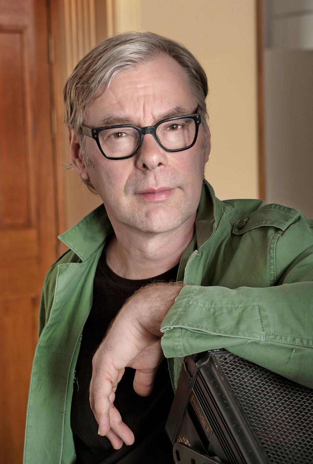 Kansallisteatterin pääjohtaja Mika Myllyaho.