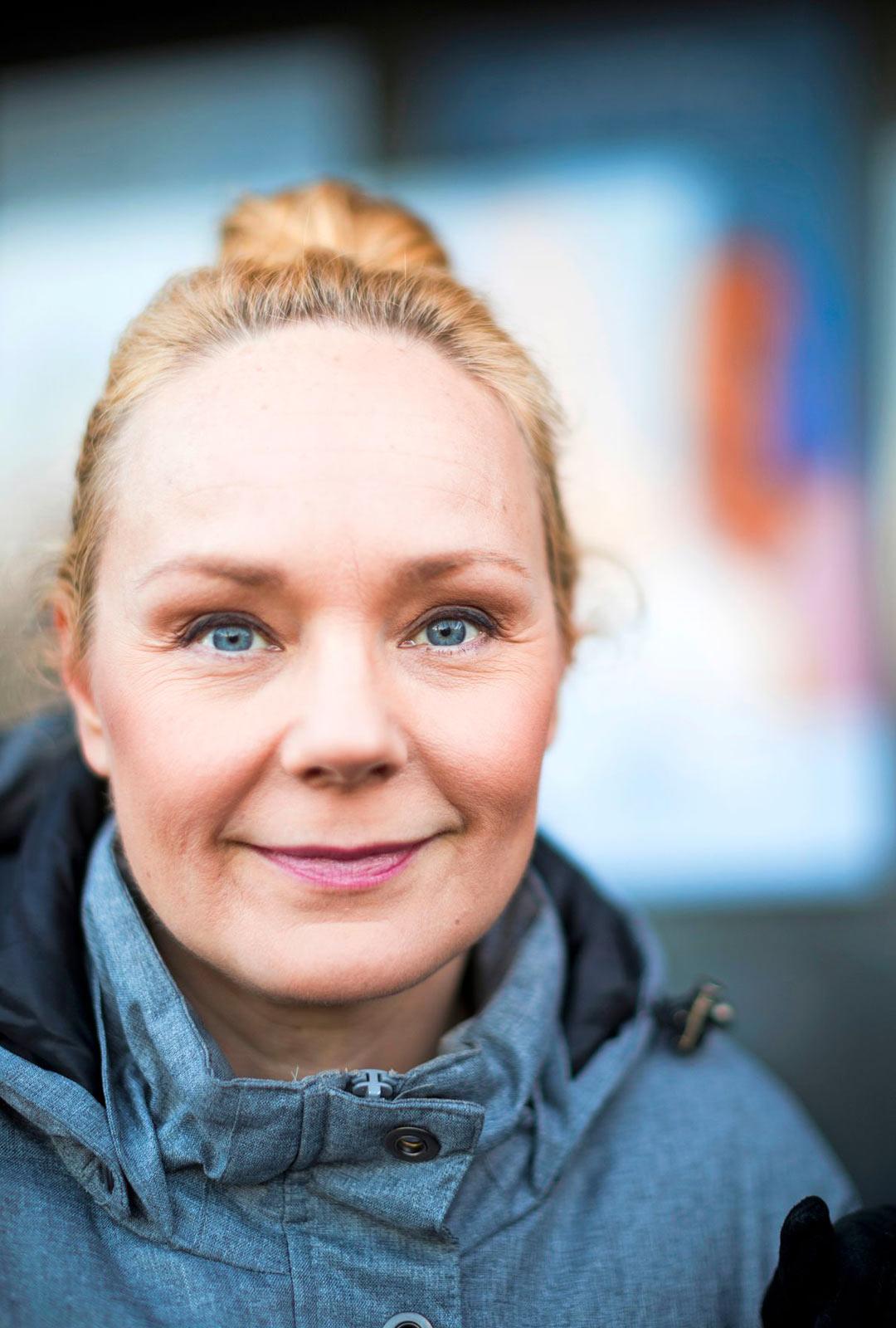 Sari Puumalainen.