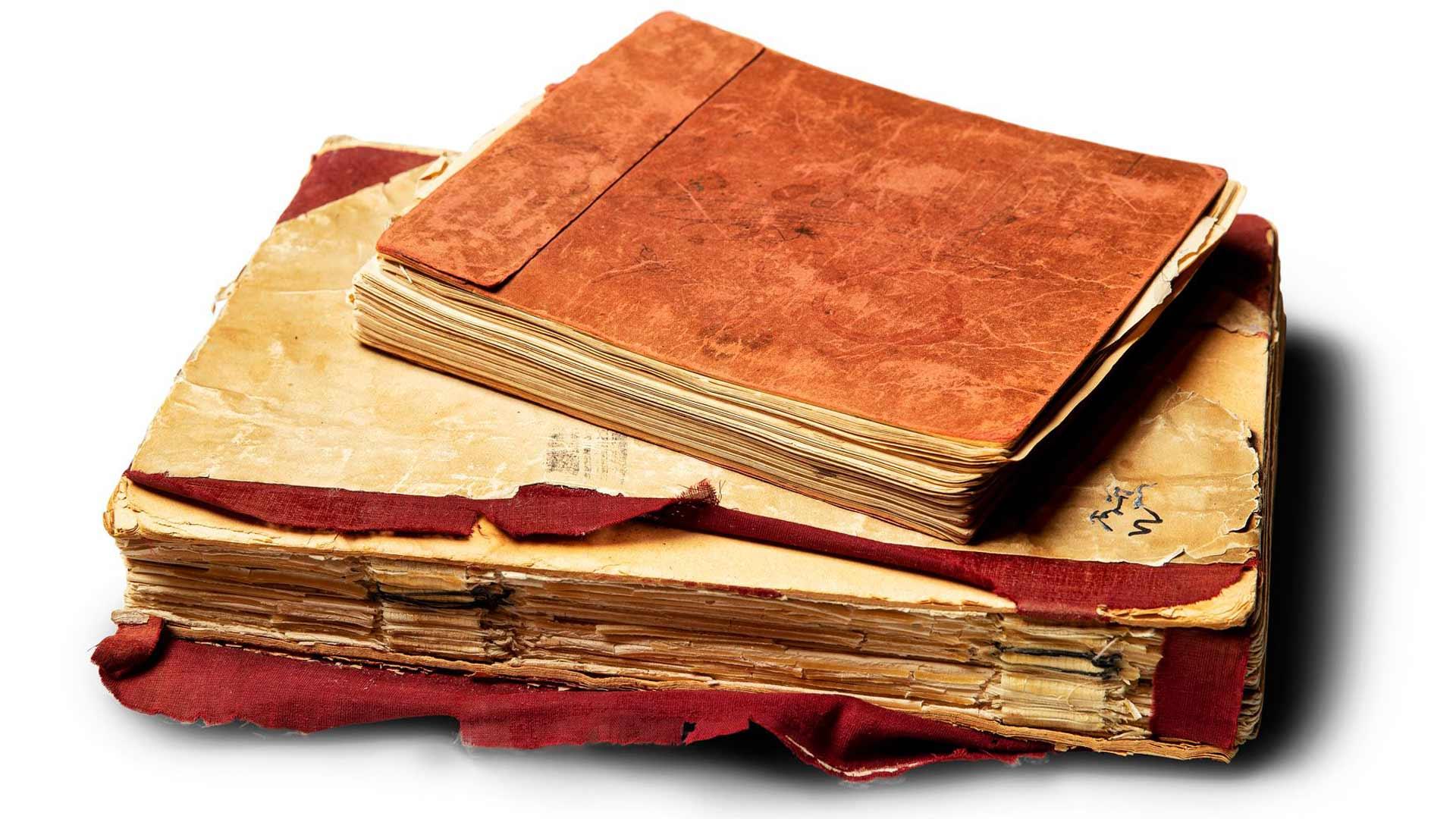 Lydia Rantasen kahdessa kirjassa on yhteensä yli tuhat sivua.