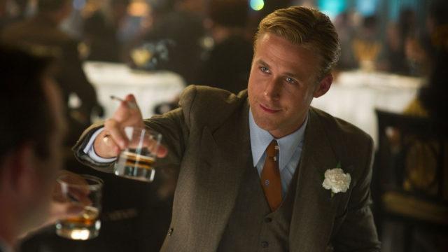 Gangsterisota, kuvassaRyan Gosling.