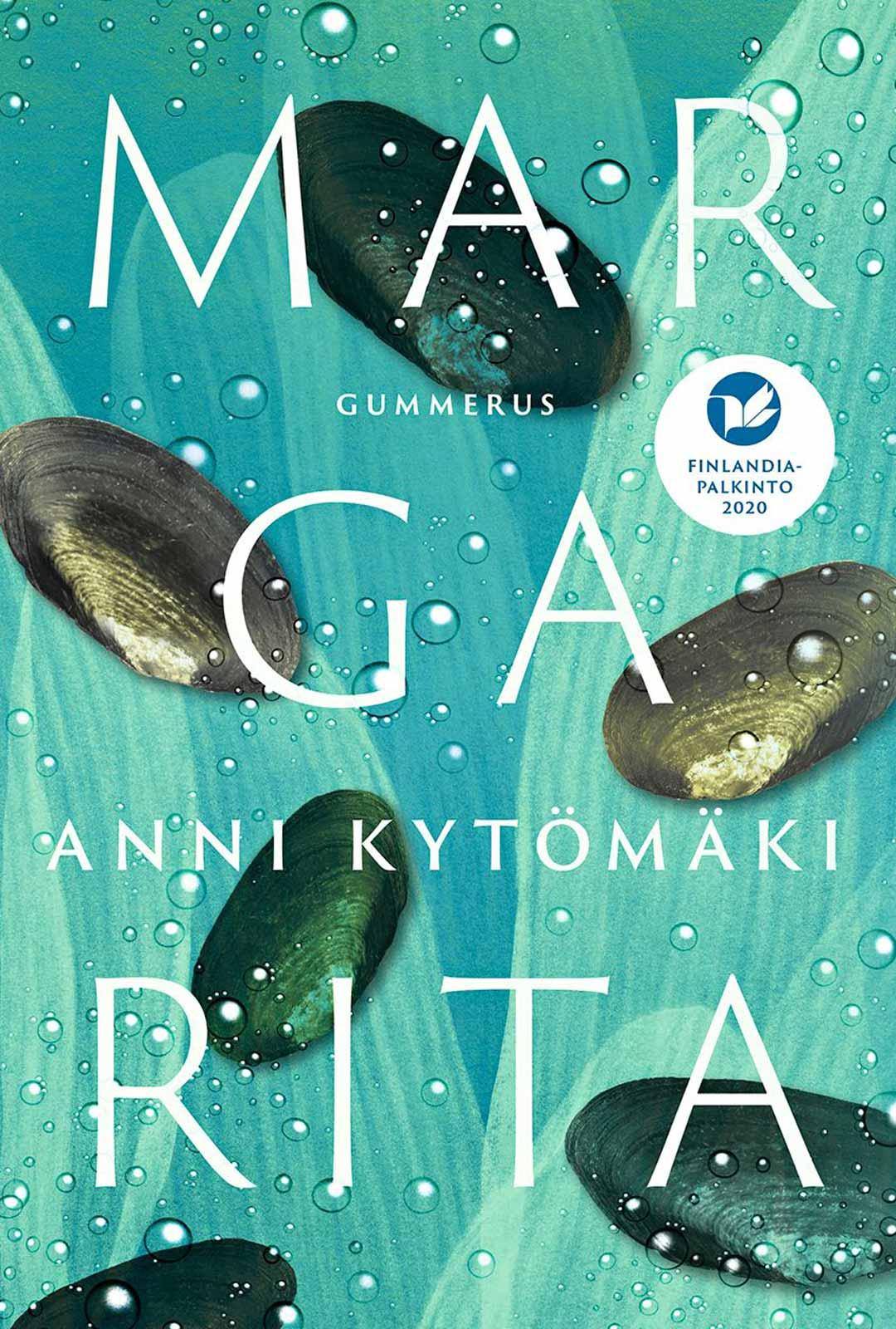 Anni Kytömäki: Margarita on romaani luonnon elintärkeydestä ja toisaalta meidän valinnanvapaudestamme sekä vastuustamme ympäristöstä.