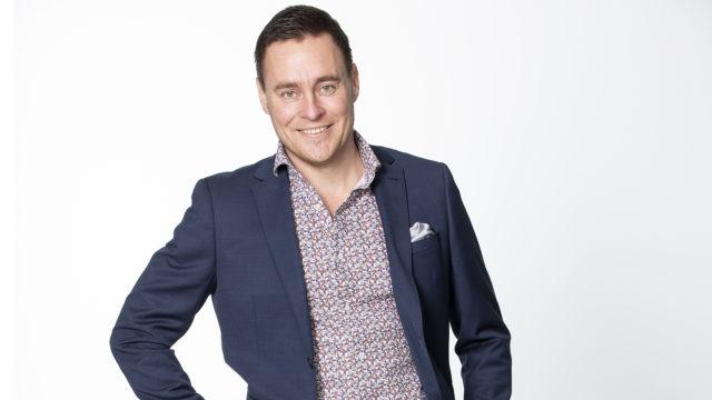 Vivan päätoimittaja Erkki Meriluoto.