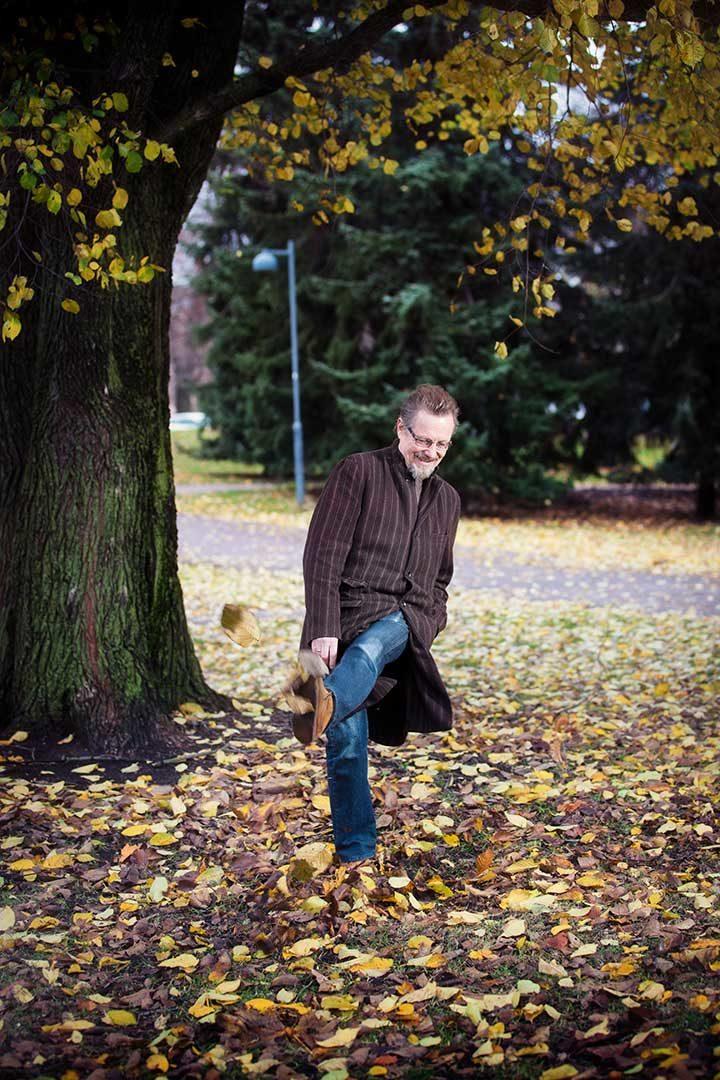 Pave Maijanen Anna-lehden haastattelussa syksyllä 2015.