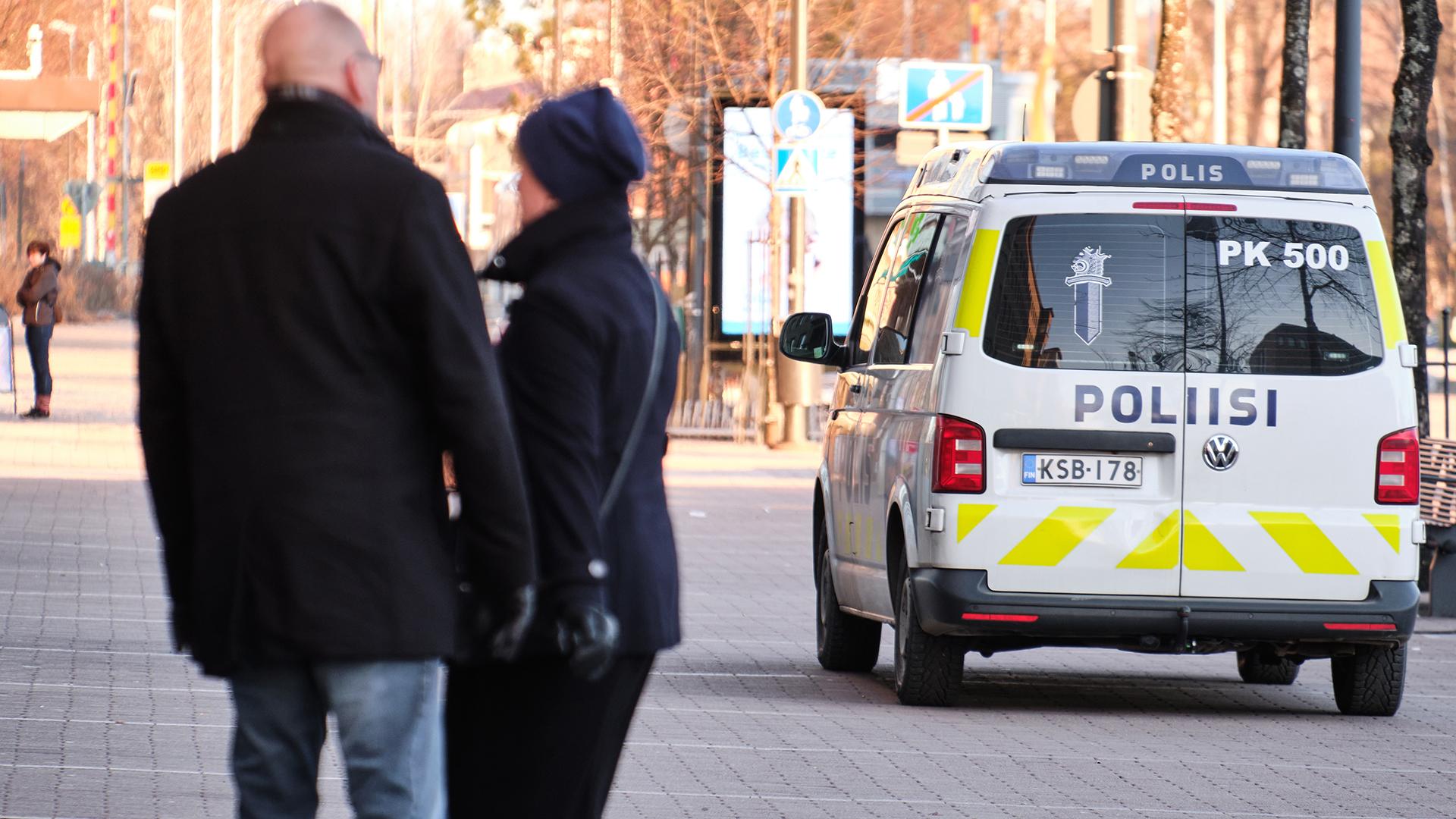Poliisien resurssipula