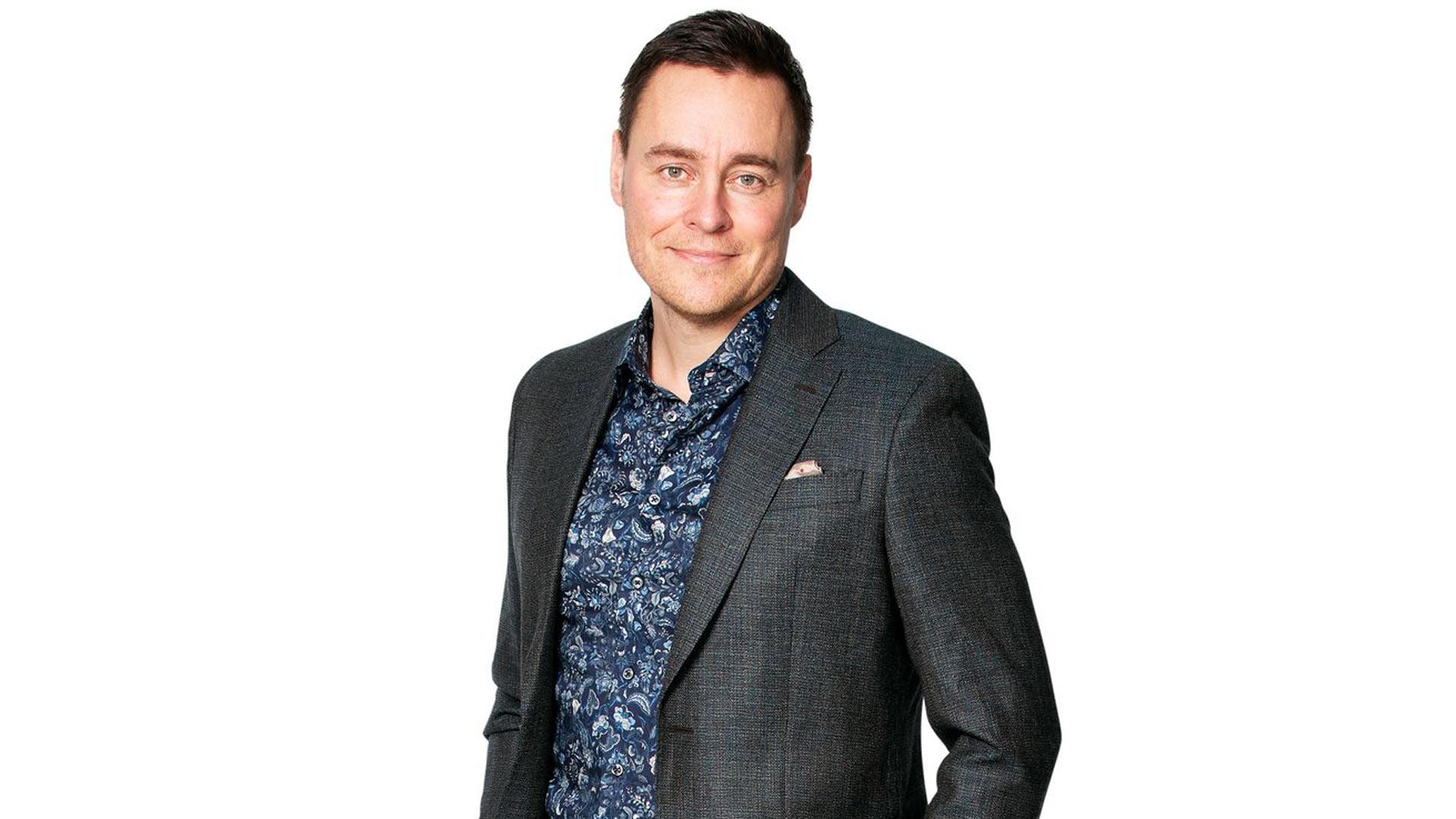 Päätoimittaja Erkki Meriluoto. Aiheena muutos