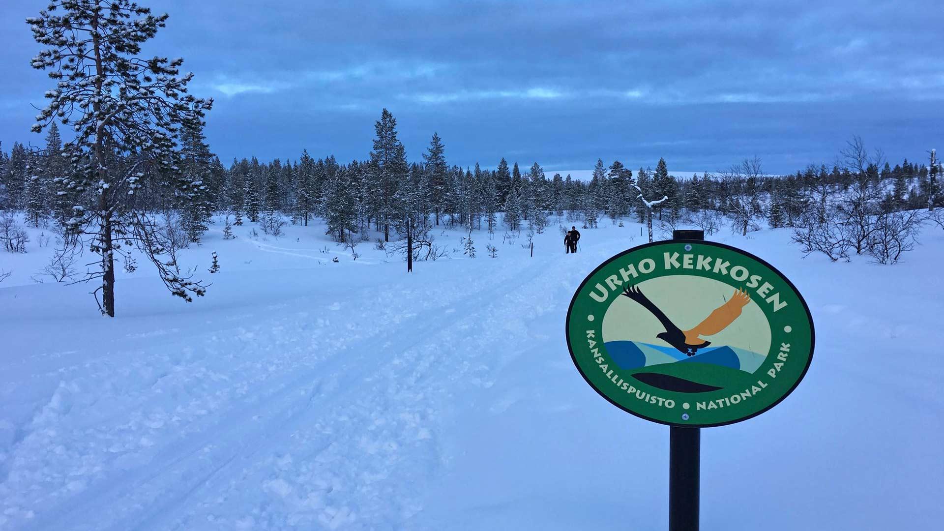 Suomen toiseksi suurimmassa kansallispuistossa riittää nähtävää ja koettavaa.