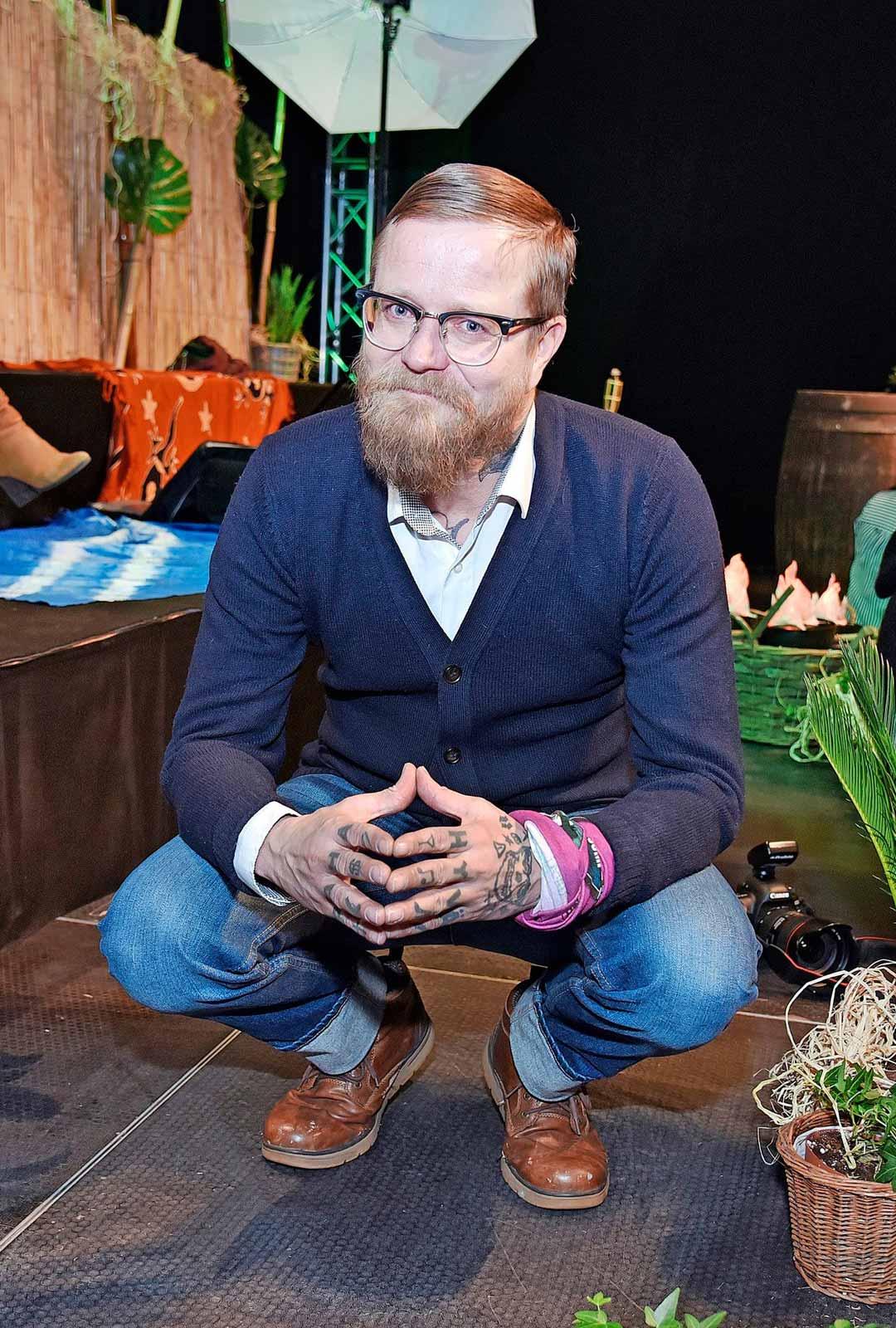 Mediapersoona Wallu Valpio.