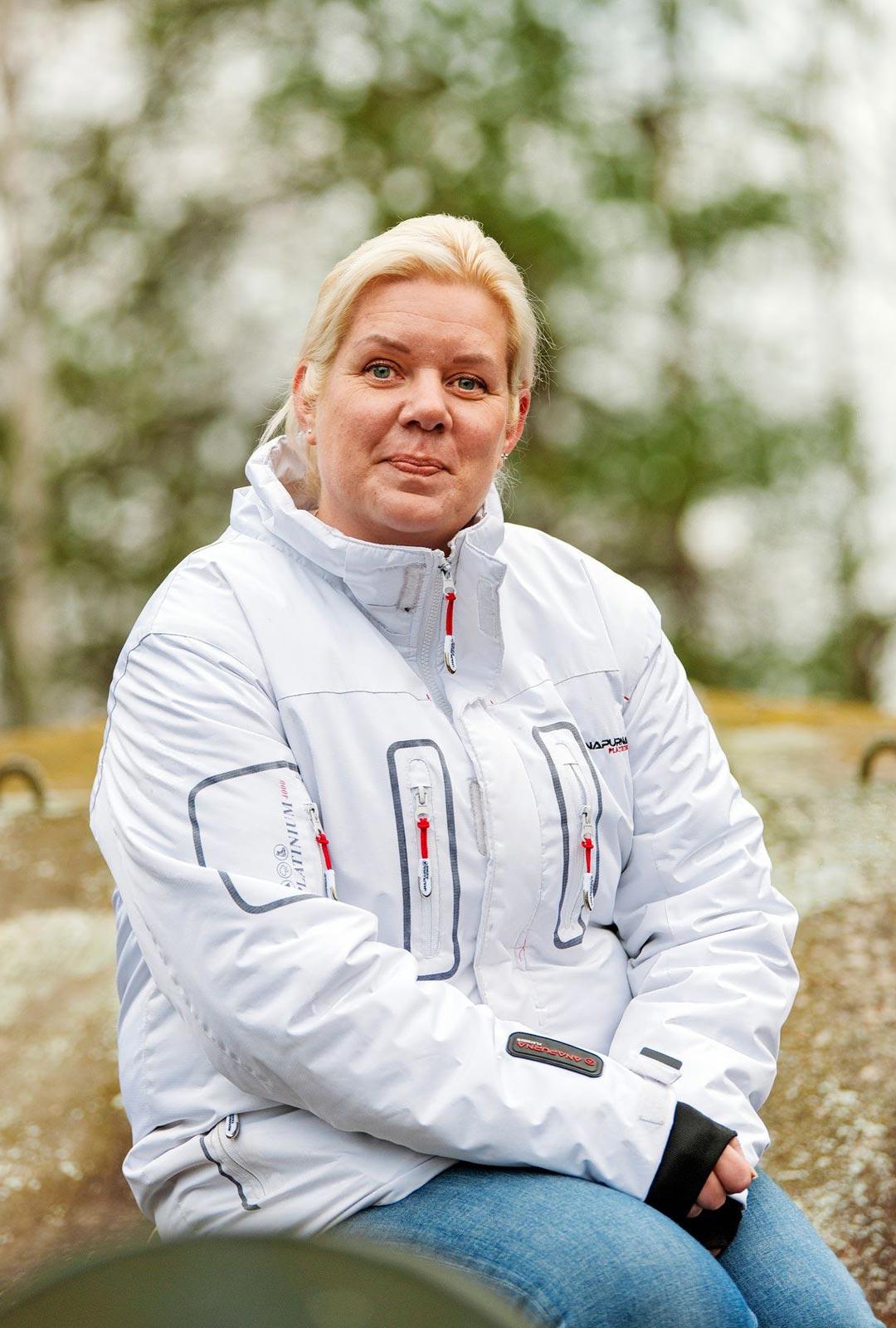 Vakavasti auto-onnettomuudessa loukkaantunut Nina Mellqvist sanoo elävänsä saaressa saamaansa jatkoaikaa.