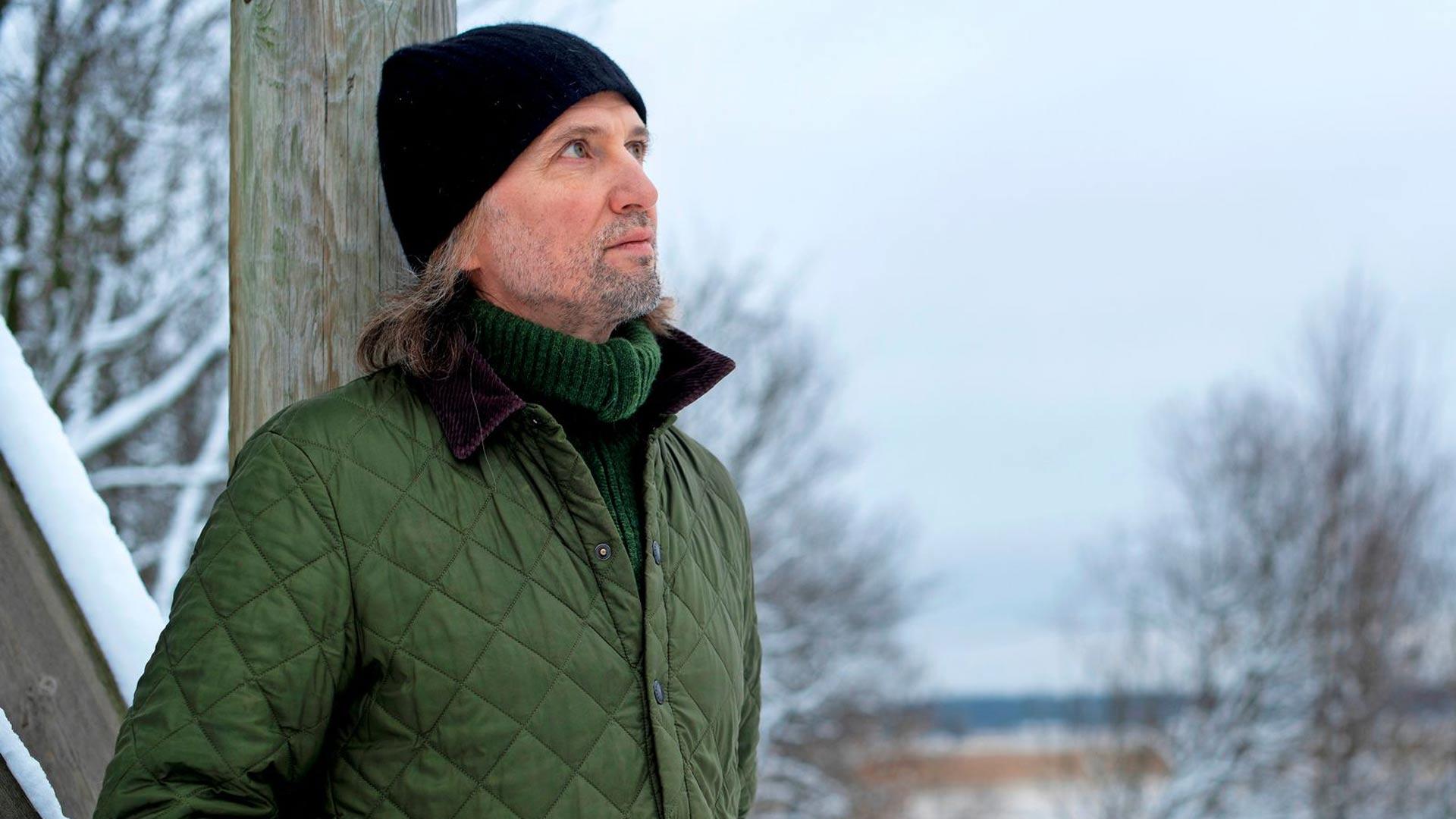 Tomi Kontio on huomannut, että metsäretket ovat vahvistaneet niin suhdetta luontoon, itseen kuin poikaankin.
