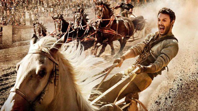 Tältä näyttää digiaikakauden tehosteilla toteutettu antiikin ajan kilpa-ajo. Ben-Hur -elokuvan uusversion nimiroolin näyttelee Jack Huston.