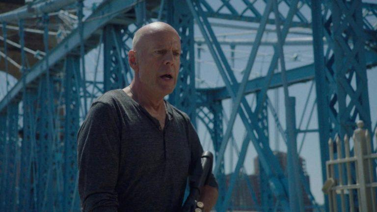 Bruce Willis elokuvassaReprisal.