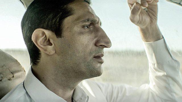 Nile Hiltonin tapaus, kuvassa Noreddin Mostafa (Fares Fares).