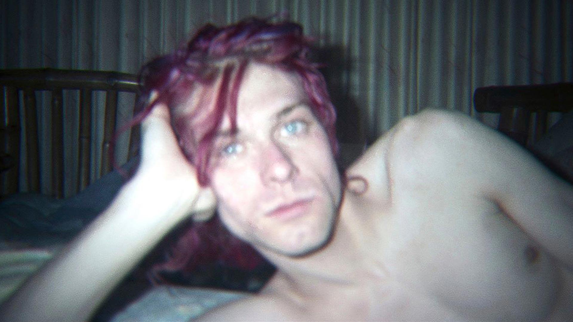 Cobain: Montage of Heck, kuvassaKurt Cobain.