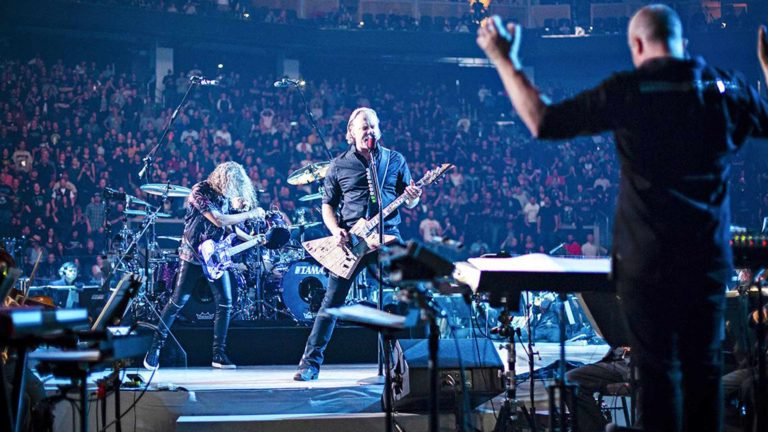 Yle Live: Metallica.
