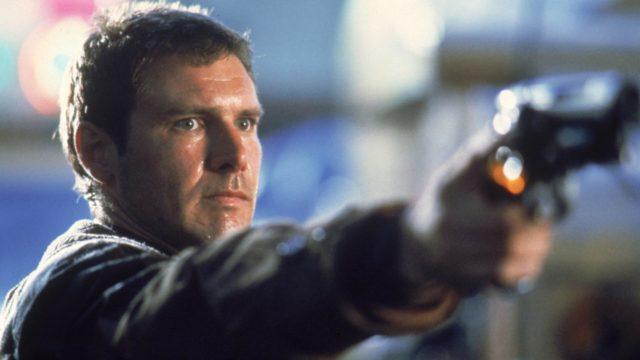 Blade Runner, kuvassaHarrison Ford.