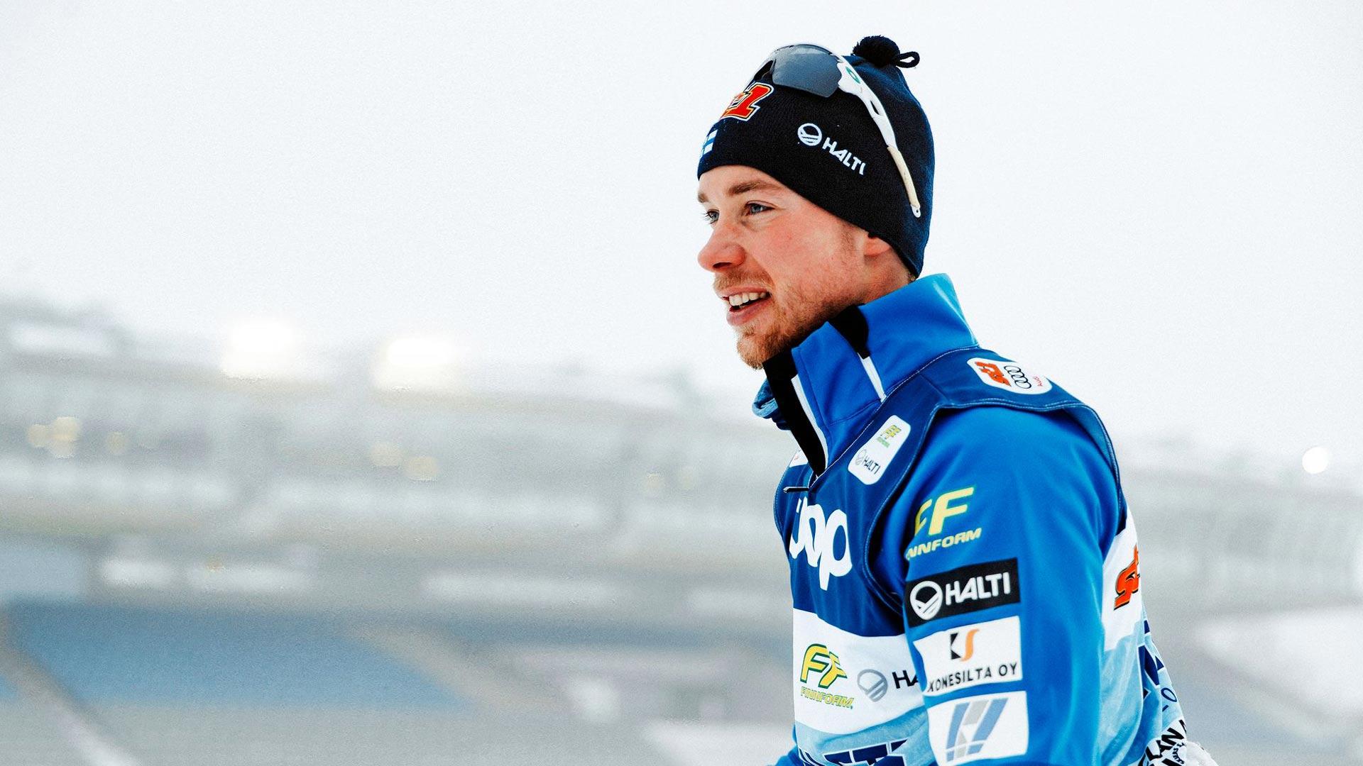 Joni Mäen suksi luisti erinomaisesti tammikuussa hiihdetyissä Salpausselän kisoissa. Nyt Mäki lähtee edustamaan Suomea Saksan MM-kisoihin. Odotukset on ladattu sprinttiin ja viestiin.