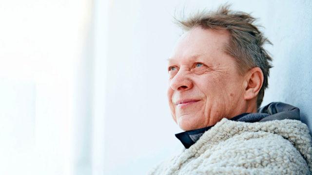 Heikki Salo, 63, 35 vuotta täyttävän Miljoonasade-yhtyeen keulakuva. Yhtye julkaisi hiljattain Askeleet kahdelle - Pas de deux -yhteislevyn Jyväskylän sinfonia- orkesterin kanssa.