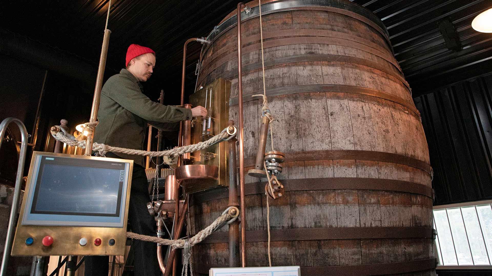 Kaukosen mielestä vaalea lager on yksi vaikeimmin valmistettavista oluttyyleistä.