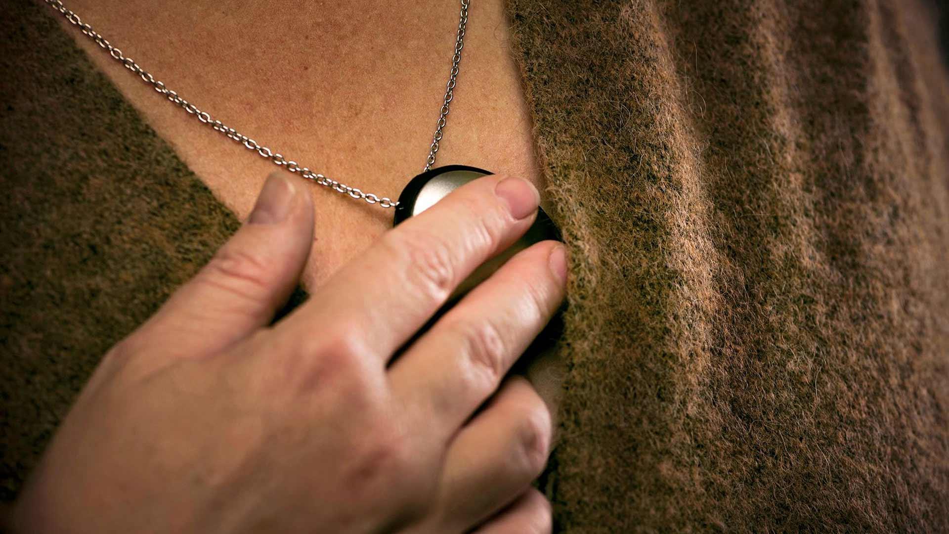 Heart2Save:n EKG-mittalaite.