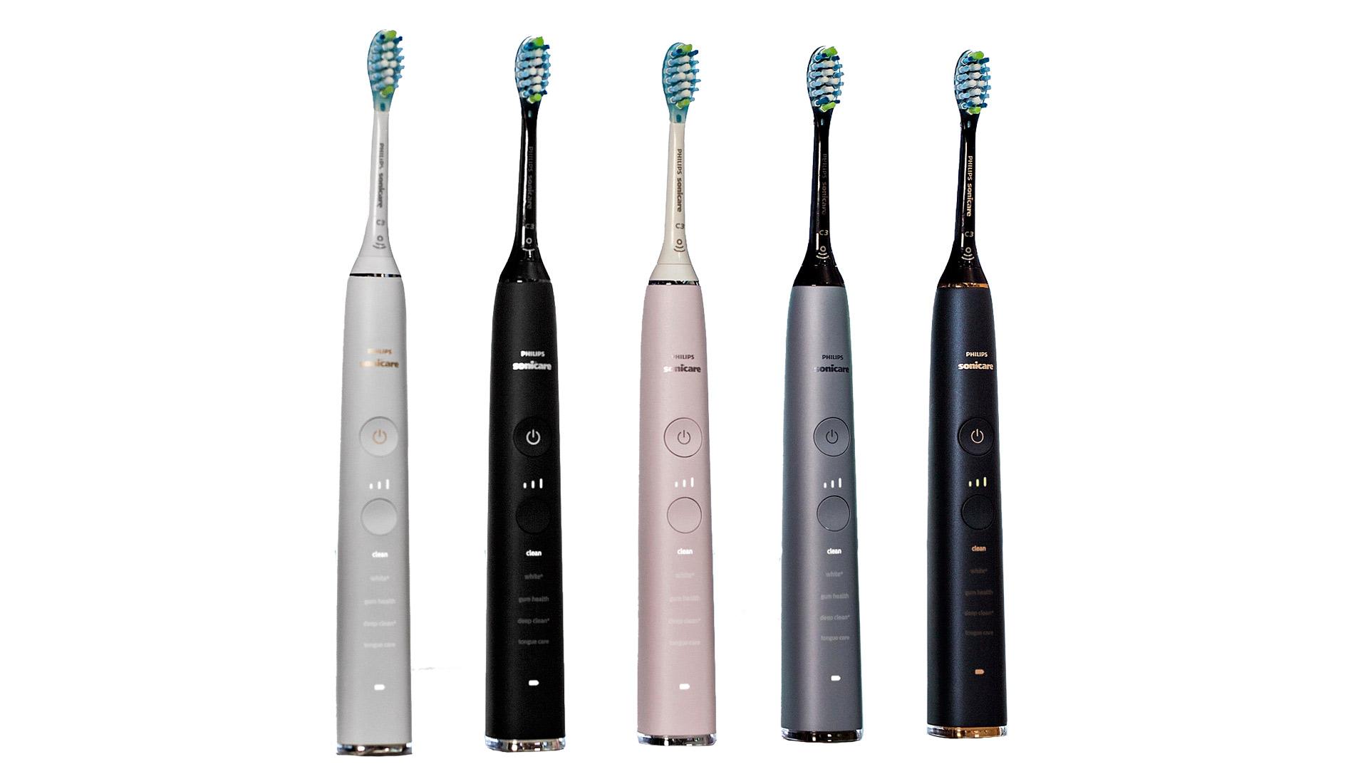 2. Hammasharjalla on väliä! Philips Sonicare DiamondClean -sähköhammasharja puhdistaa hampaista pintavärjäytymät, 229 €.