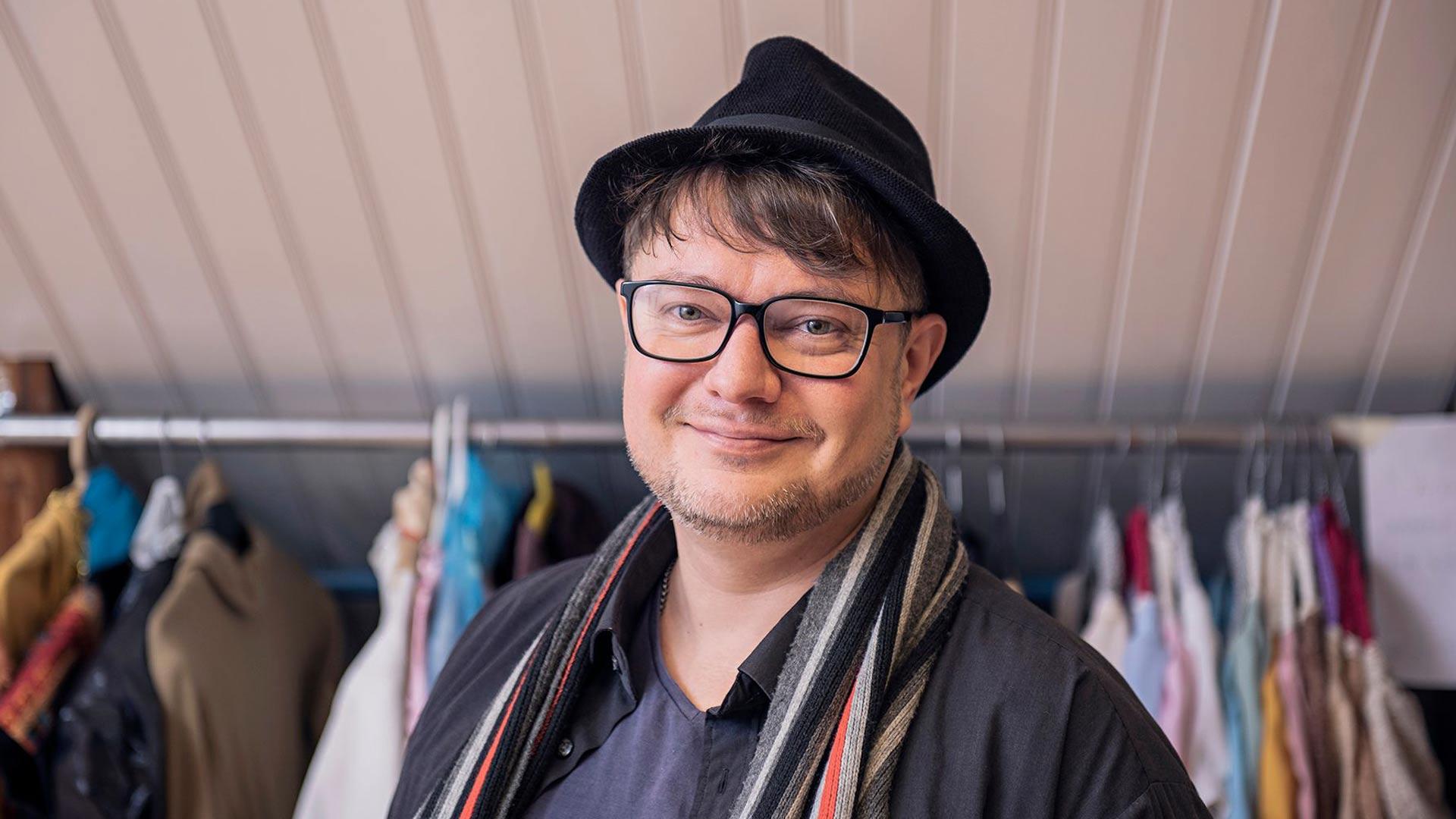 Jarmon ystäväMikko Rantanen.
