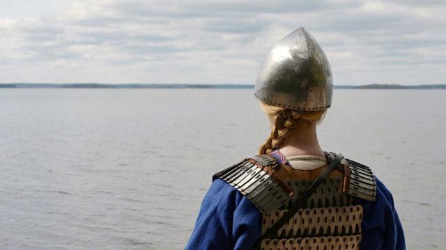 Viikinkisoturin arvoitus.