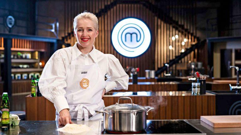MasterChef VIP, kuvassa Anna Perho.