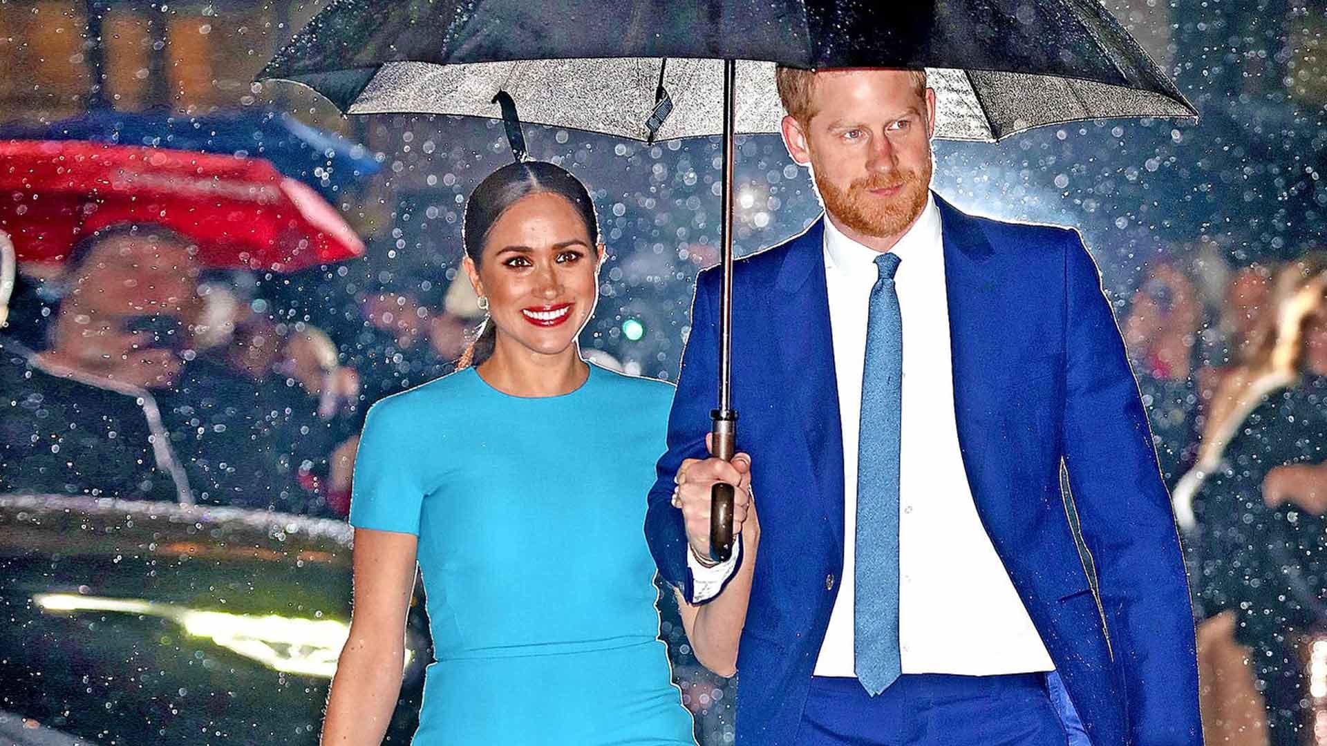 """Prinssi Harry ja Meghan kertovat tulevassa Oprahin ohjelmassa, että lähtö hovista on ollut """"uskomattoman vaikeaa, mutta ainakin heillä on toisensa""""."""