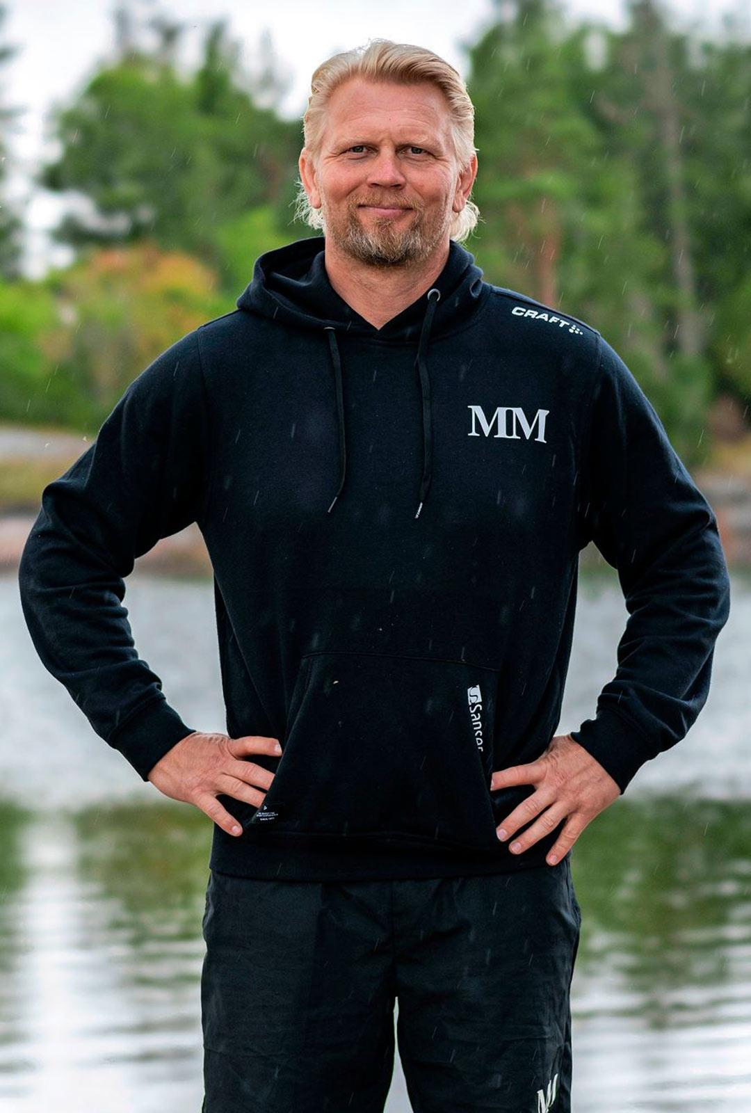 Ex-painija Marko Asell.