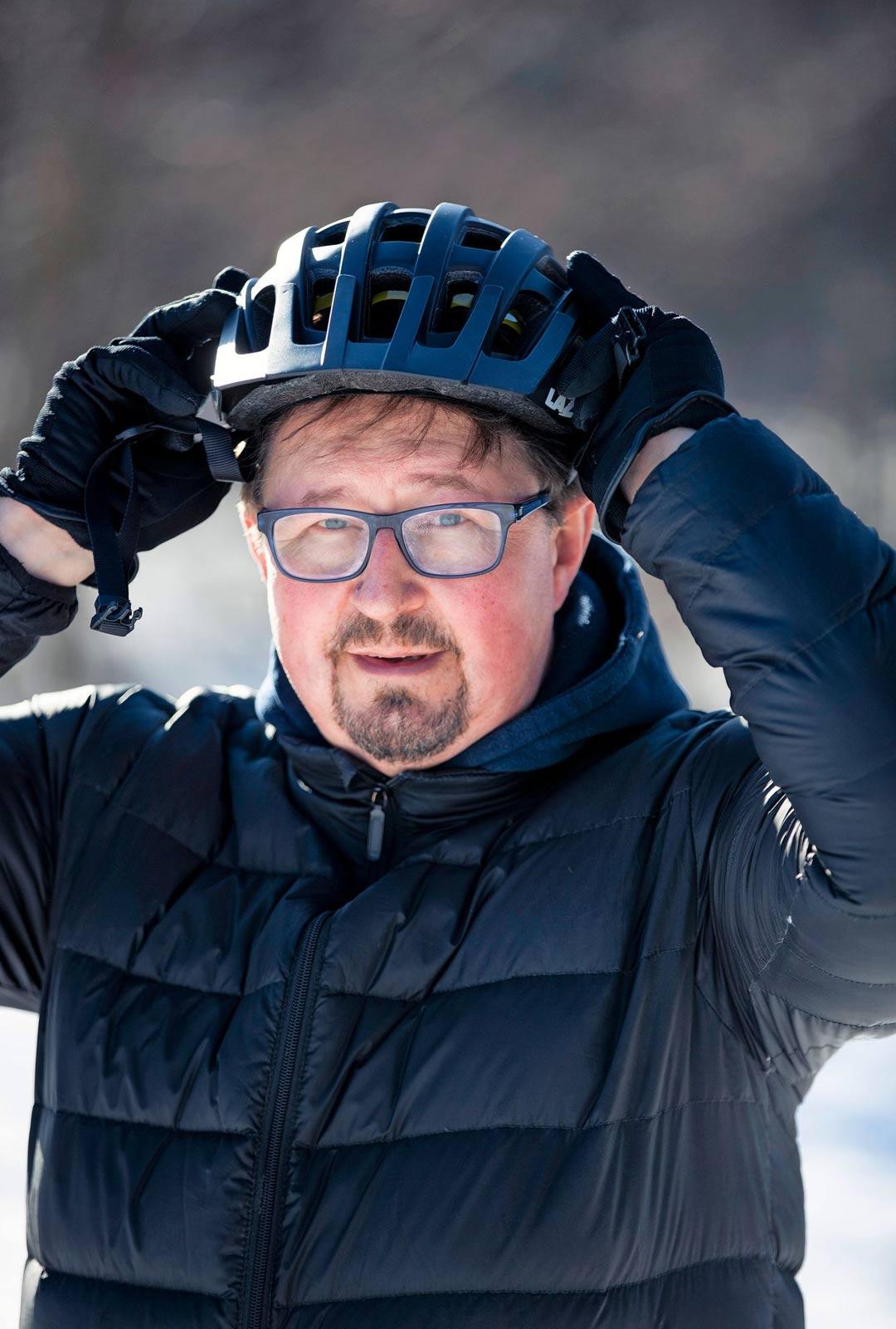 THL:n Mika Salminen