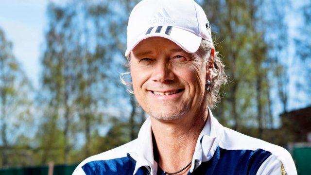 Jari Hedman sairastui ensimmäisten suomalaisten joukossa. Taudin jälkioireet ovat vaivanneet häntä pitkään.