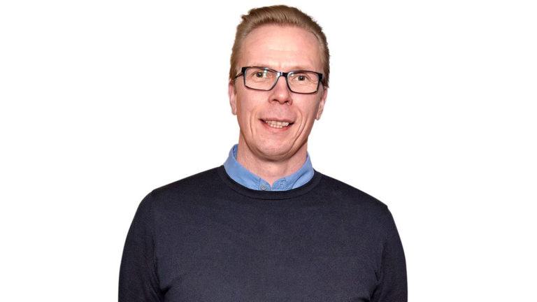 Näyttelijä Jukka Rasila