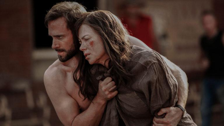 Strangerland, kuvassaJoseph Fiennes jaNicole Kidman.