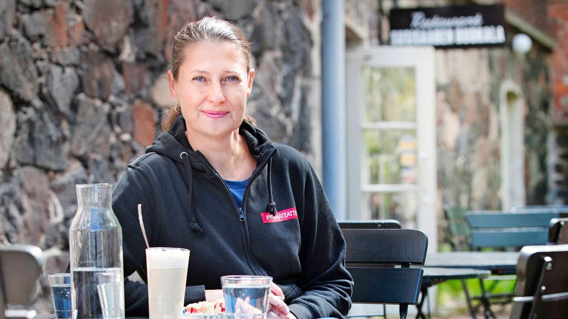 Näyttelijä Minna Suuronen on syntynyt 19.3.1968. Hyvää syntymäpäivää!